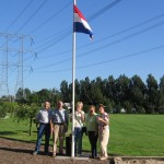 vlag hijsen (3)